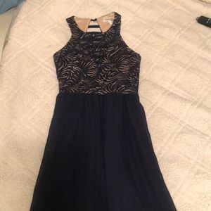 Dresses & Skirts - Navy Homecoming Dress